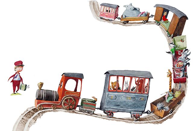 Locomotiva Rica