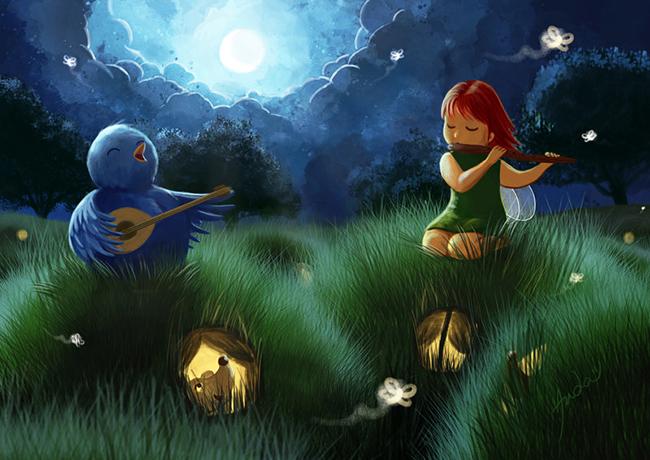 anda ansheen_Moonlight serenade_650x460