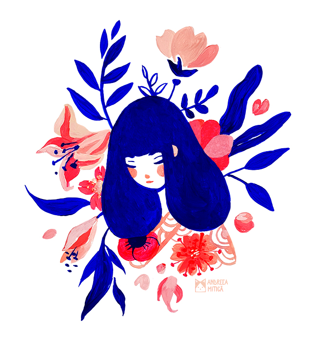Andreea Mitica_Flower Girl_650x697
