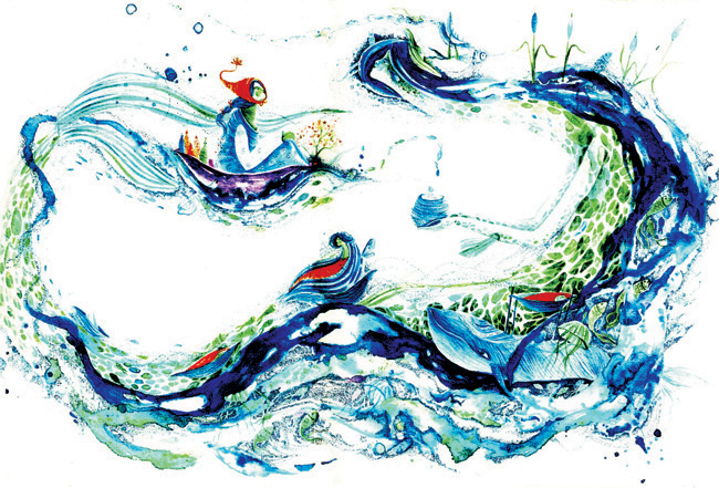 Spiritul apelor